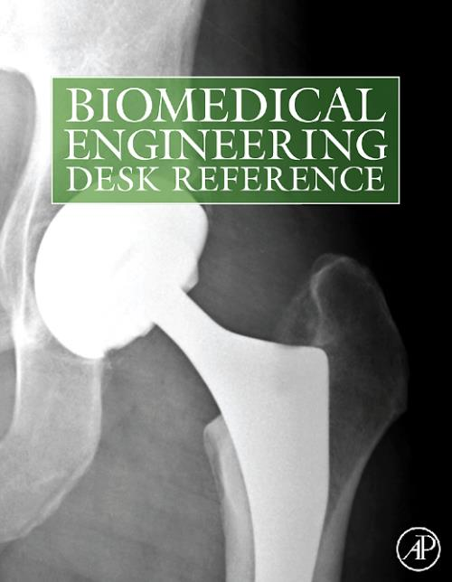 Biomedical Engineering Desk Reference - Product Image