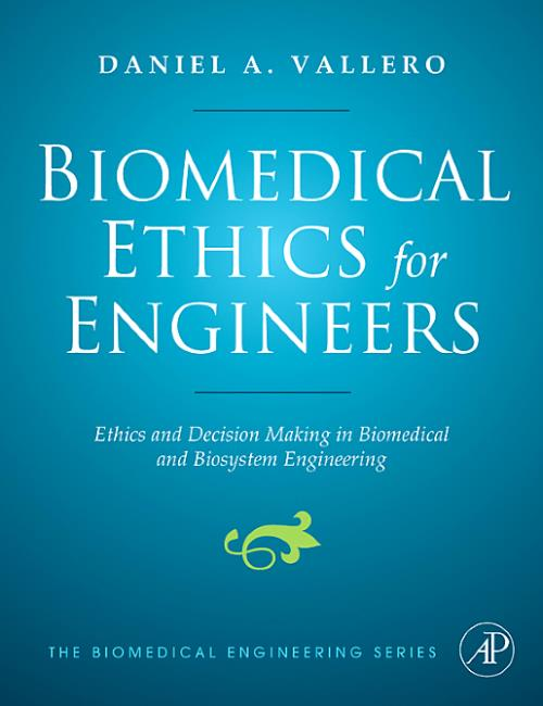 Biomedical Ethics for Engineers - Product Image