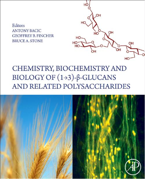 Chemistry, Biochemistry, and Biology of 1-3 Beta Glucans and Related Polysaccharides - Product Image