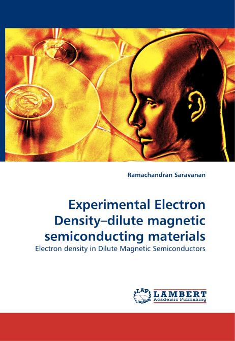 Experimental Electron Density–dilute magnetic semiconducting materials. Edition No. 1 - Product Image