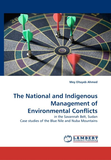 The National and Indigenous Management of Environmental Conflicts. Edition No. 1 - Product Image