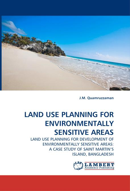 LAND USE PLANNING FOR ENVIRONMENTALLY SENSITIVE AREAS. Edition No. 1 - Product Image