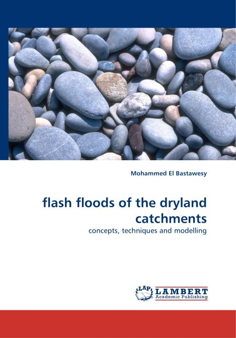 flash floods of the dryland catchments. Edition No. 1 - Product Image