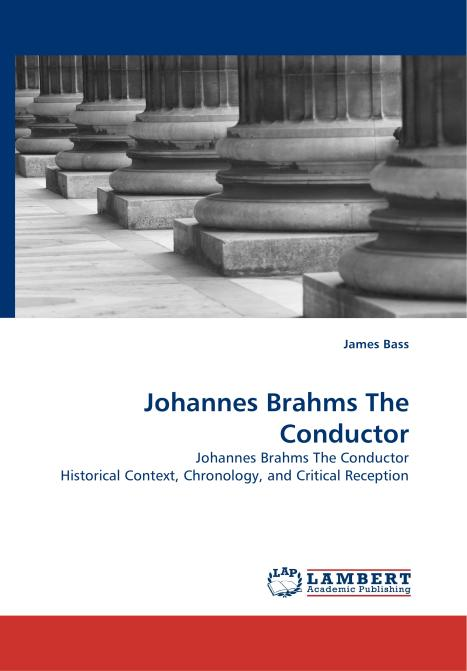 Johannes Brahms The Conductor. Edition No. 1 - Product Image