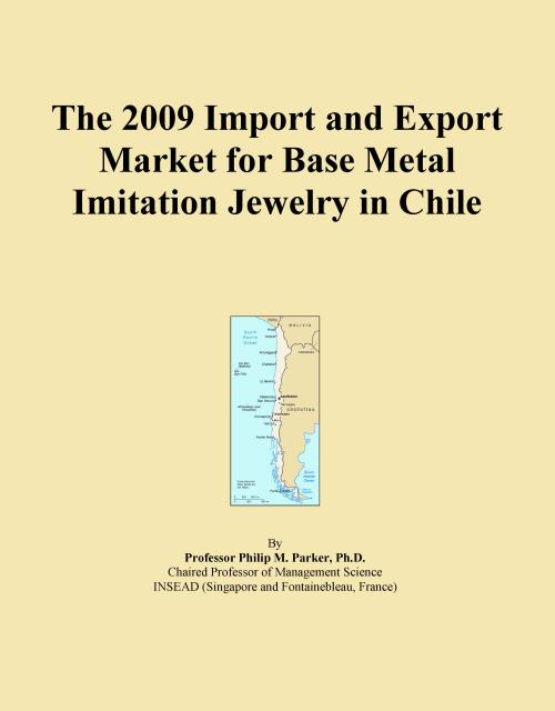 The 2009 Import and Export Market for Base Metal Imitation Jewelry in Chile - Product Image