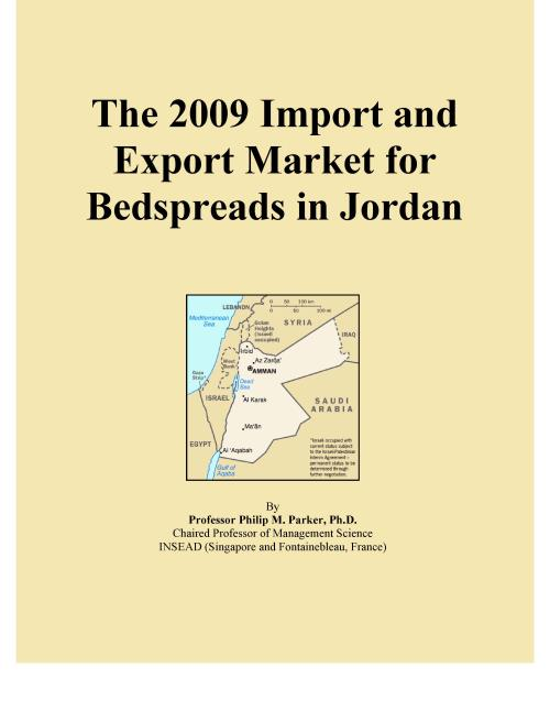 The 2009 Import and Export Market for Bedspreads in Jordan - Product Image