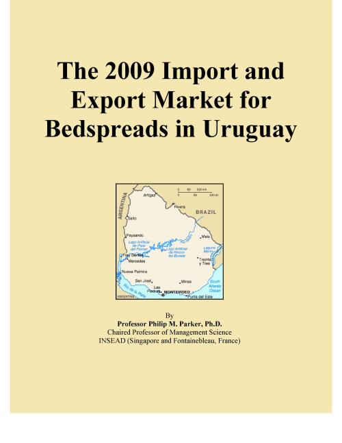 The 2009 Import and Export Market for Bedspreads in Uruguay - Product Image