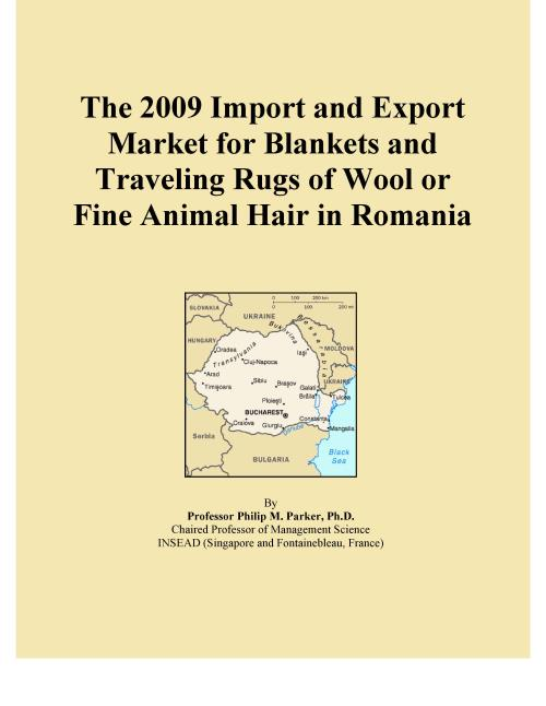 The 2009 Import and Export Market for Blankets and Traveling Rugs of Wool or Fine Animal Hair in Romania - Product Image