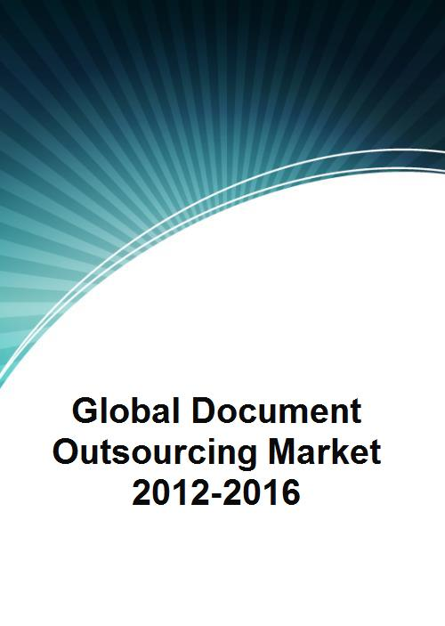 Global Document Outsourcing Market 2012-2016 - Product Image