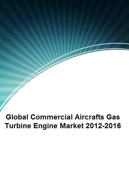 Global Commercial Aircrafts Gas Turbine Engine Market 2012-2016 - Product Image