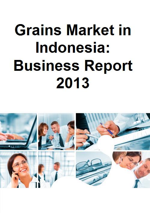 Grains Market in Indonesia: Business Report 2013 - Product Image