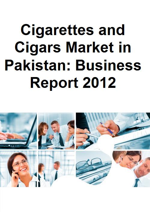 Cigarettes and Cigars Market in Pakistan: Business Report 2012 - Product Image