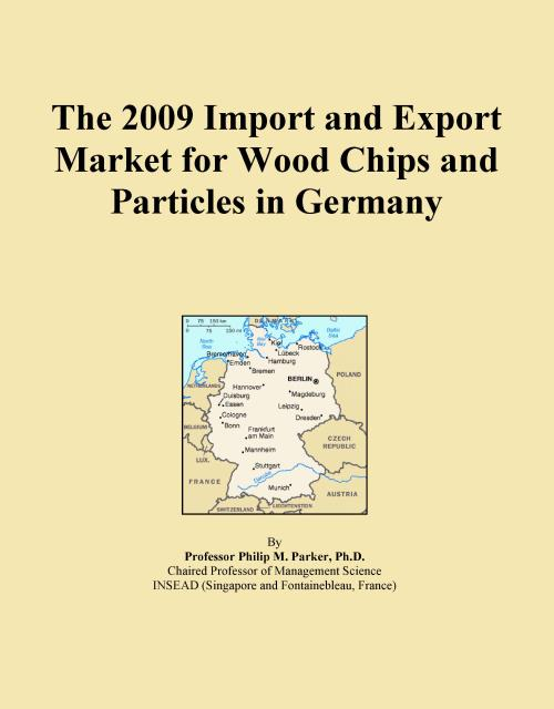 The 2009 Import and Export Market for Wood Chips and Particles in Germany - Product Image
