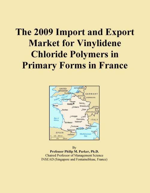 The 2009 Import and Export Market for Vinylidene Chloride Polymers in Primary Forms in France - Product Image