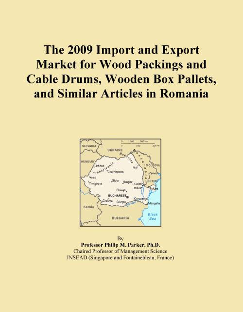 The 2009 Import and Export Market for Wood Packings and Cable Drums, Wooden Box Pallets, and Similar Articles in Romania - Product Image