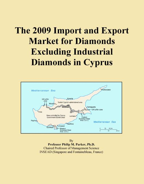The 2009 Import and Export Market for Diamonds Excluding Industrial Diamonds in Cyprus - Product Image