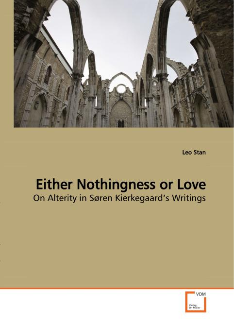 Either Nothingness or Love. Edition No. 1 - Product Image