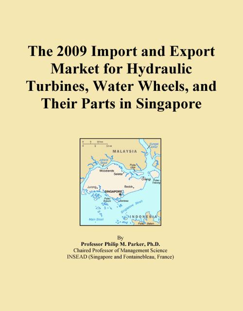 The 2009 Import and Export Market for Hydraulic Turbines, Water Wheels, and Their Parts in Singapore - Product Image