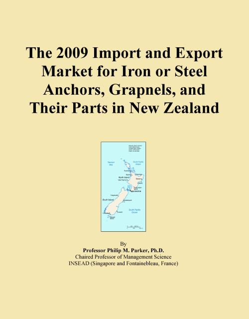 The 2009 Import and Export Market for Iron or Steel Anchors, Grapnels, and Their Parts in New Zealand - Product Image