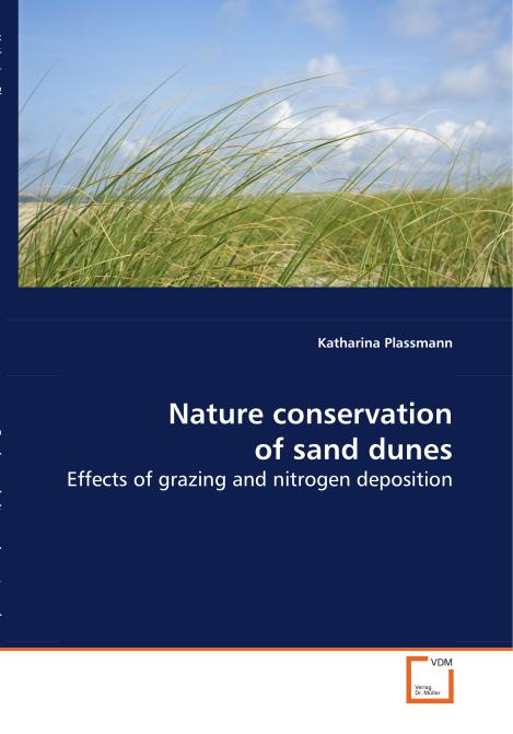 Nature conservation of sand dunes. Edition No. 1 - Product Image