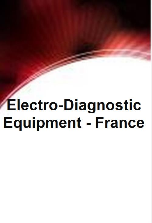 Electro-Diagnostic Equipment - France - Product Image
