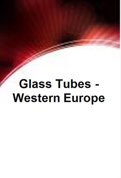 Glass Tubes - Western Europe - Product Image