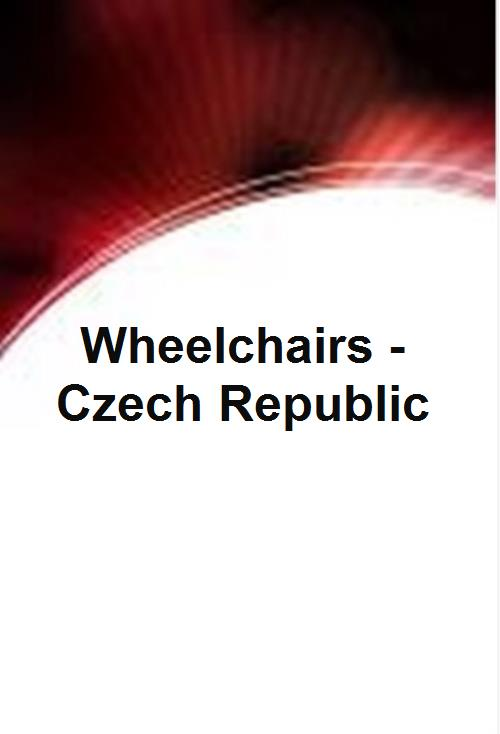 Wheelchairs - Czech Republic - Product Image