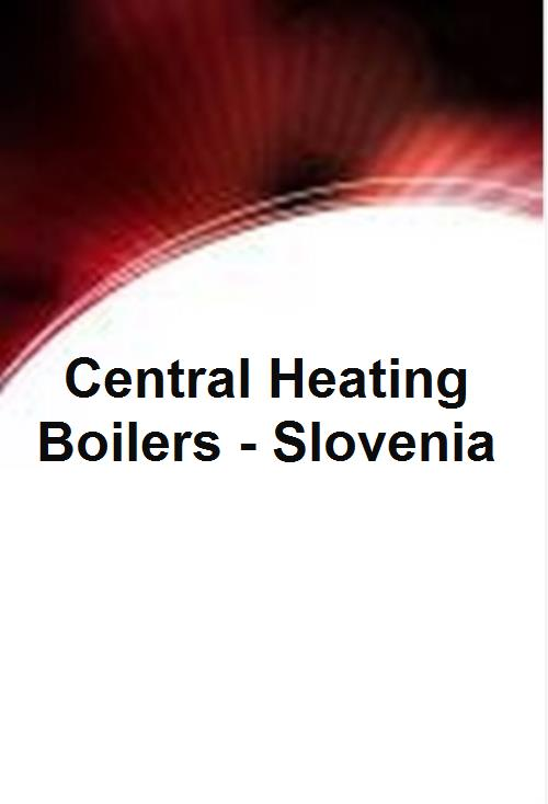 Central Heating Boilers - Slovenia - Product Image