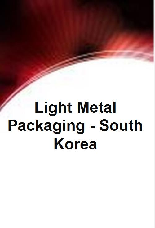 Light Metal Packaging - South Korea - Product Image