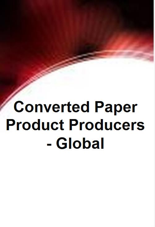 Converted Paper Product Producers - Global - Product Image