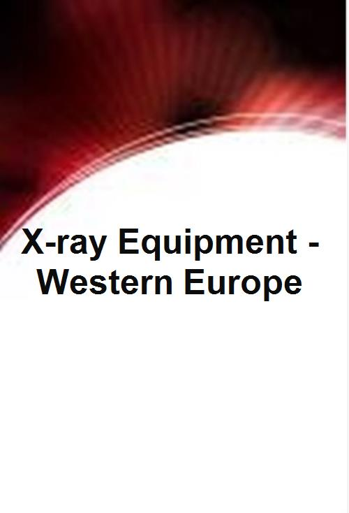X-ray Equipment - Western Europe - Product Image