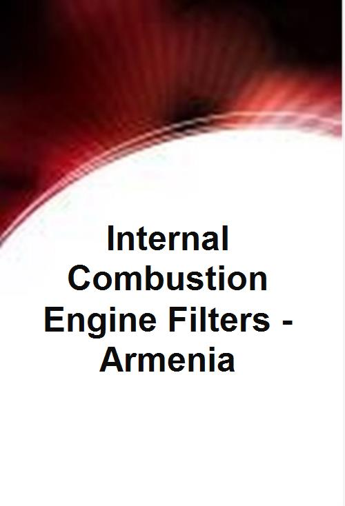 Internal Combustion Engine Filters - Armenia - Product Image