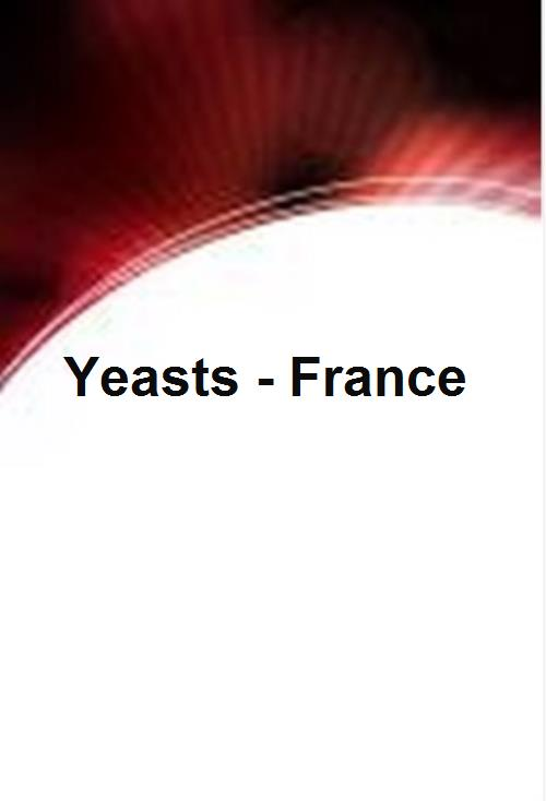 Yeasts - France - Product Image