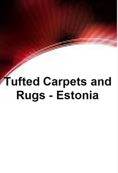 Tufted Carpets and Rugs - Estonia - Product Image