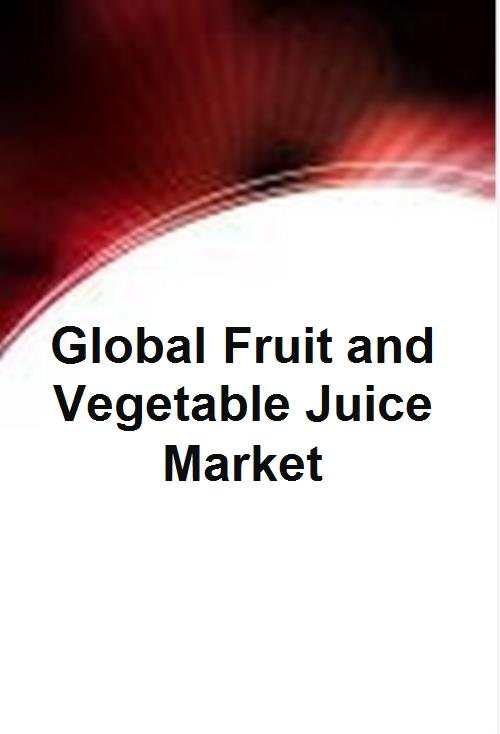 Global Fruit and Vegetable Juice Market - Product Image