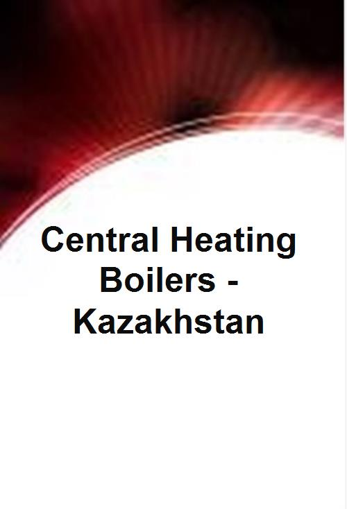Central Heating Boilers - Kazakhstan - Product Image