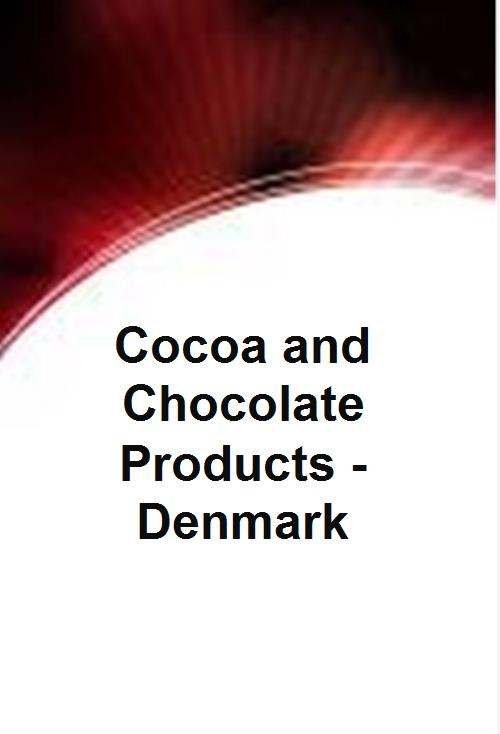 Cocoa and Chocolate Products - Denmark - Product Image