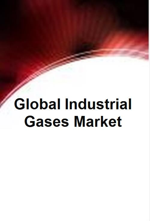 Global Industrial Gases Market - Product Image