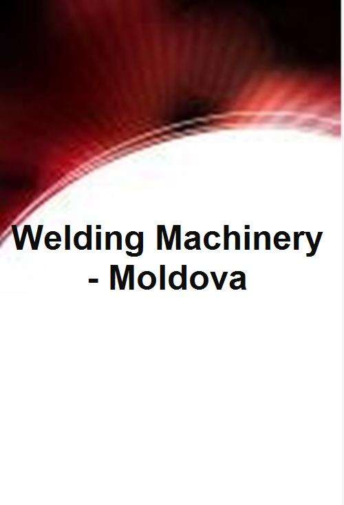 Welding Machinery - Moldova - Product Image