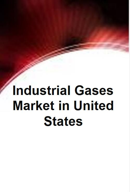 Industrial Gases Market in United States - Product Image