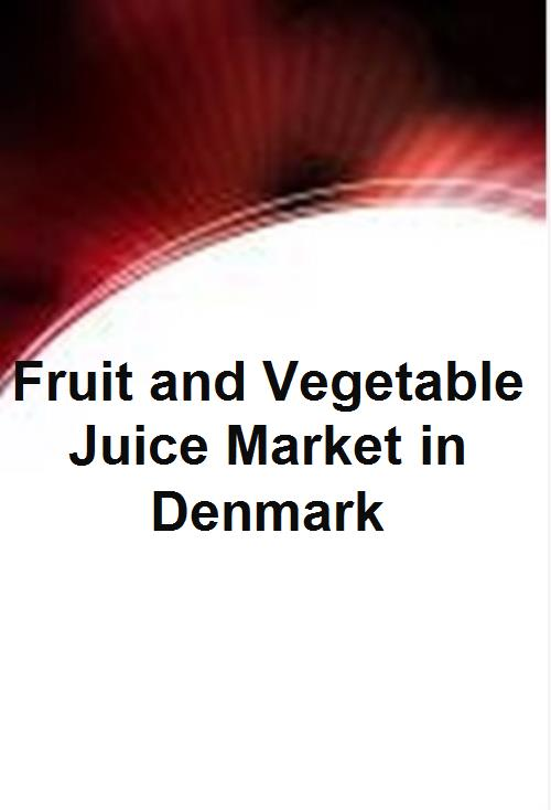 Fruit and Vegetable Juice Market in Denmark - Product Image