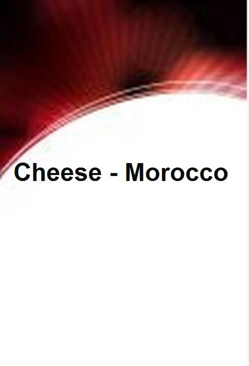 Cheese - Morocco - Product Image