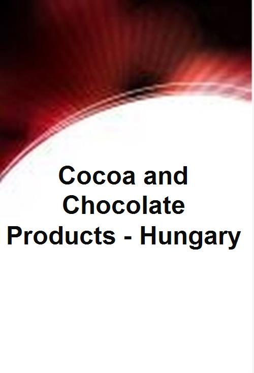 Cocoa and Chocolate Products - Hungary - Product Image