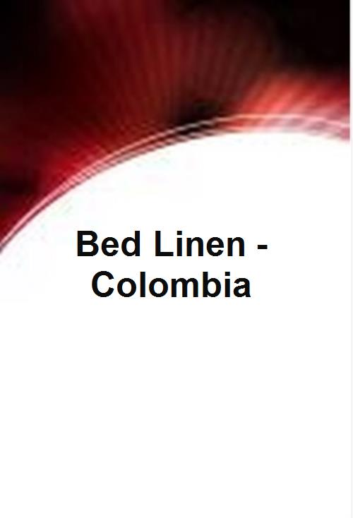 Bed Linen - Colombia - Product Image