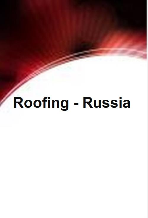 Roofing - Russia - Product Image