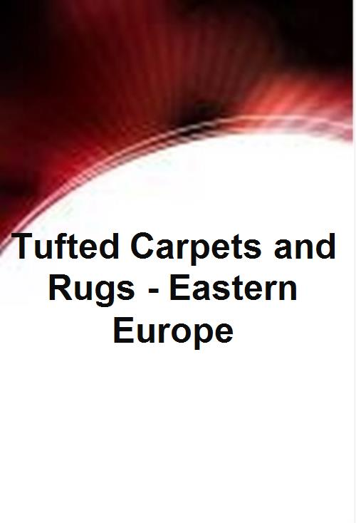 Tufted Carpets and Rugs - Eastern Europe - Product Image