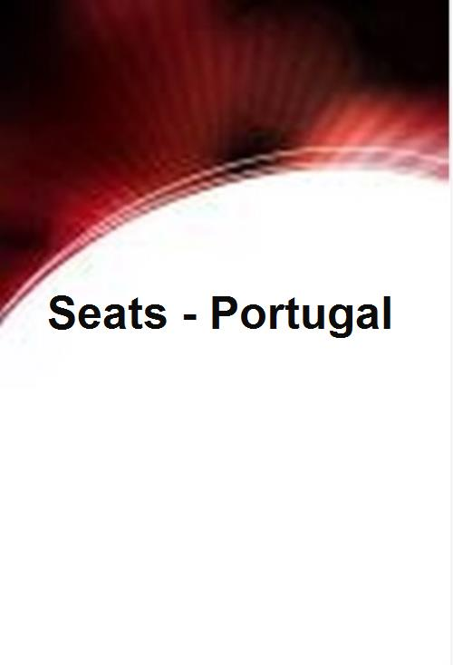 Seats - Portugal - Product Image