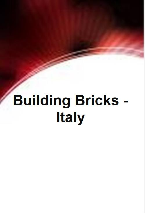 Building Bricks - Italy - Product Image