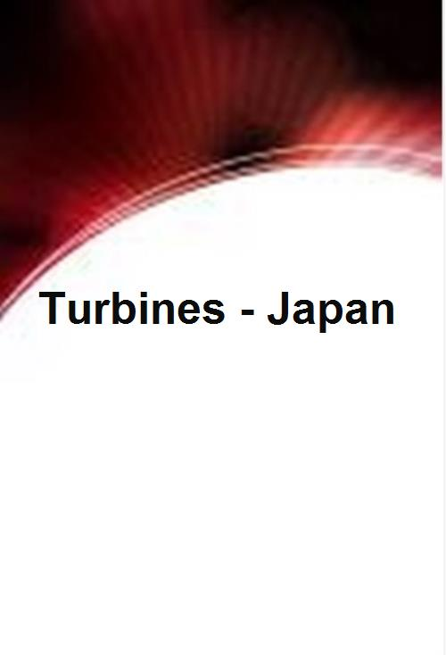 Turbines - Japan - Product Image