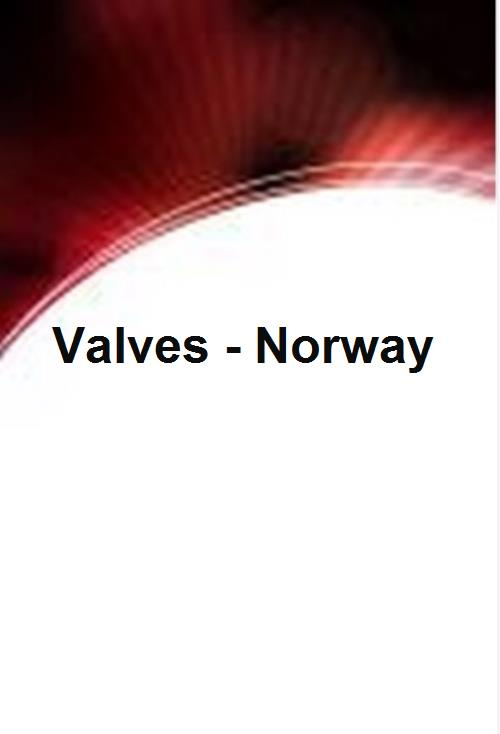 Valves - Norway - Product Image